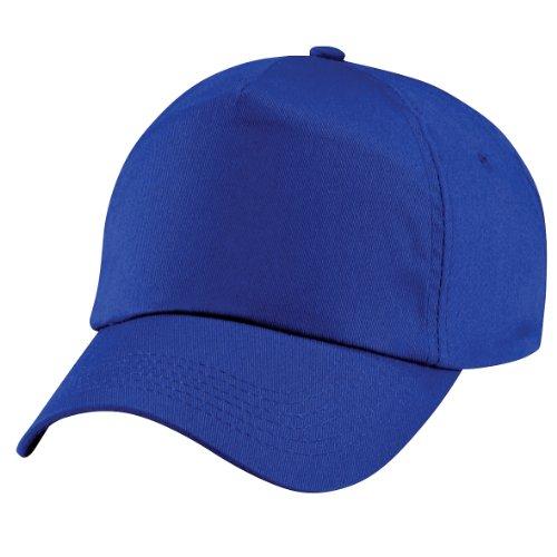 5 con lisa adolescentes Beechfield cielo Azul niños para Gorra paneles qpSxwBnHtU