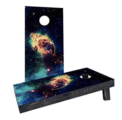 有名な高級ブランド Custom Cornhole Boards Incorporated CCB462-C-RH Cornhole Space CCB462-C-RH Dust Cornhole Custom Boards [並行輸入品] B07HLG5Q8T, モバイルラウンジ:0513665d --- arianechie.dominiotemporario.com