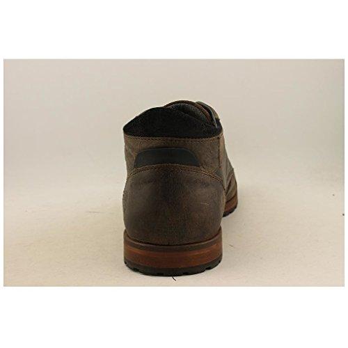 Bullboxer Herre Caprysos Lukket Tå Ankel Mode Støvler Brun 1PvV69b