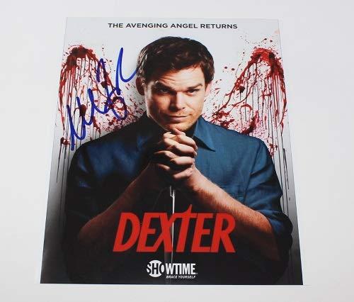 Dexter Michael C. Hall Authentic Signed Autographed 8x10 Poster Photo Loa ()