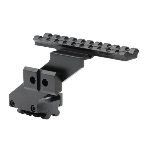 VERY100 Pistol Scope Mount Flashlight
