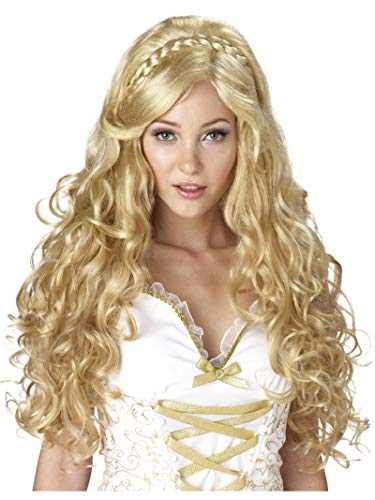 California Costumes Mythic Goddess Wig, Blonde, One ()