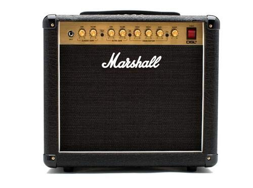 - Marshall Amps Guitar Combo Amplifier (M-DSL5CR-U)