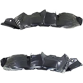 New Front,Left Driver Side Fender Liner For Lexus GS430,GS300,GS350 LX1250113