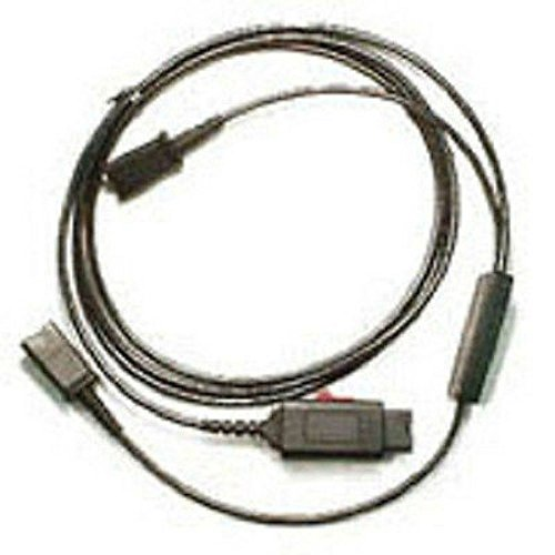 27019-03 Y Telephone Headset Training Adapter Cord with Mute Cable from Unknown