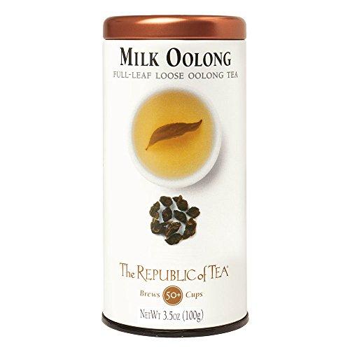 Republic of Tea Milk Oolong, Full Leaf, 3.5 oz