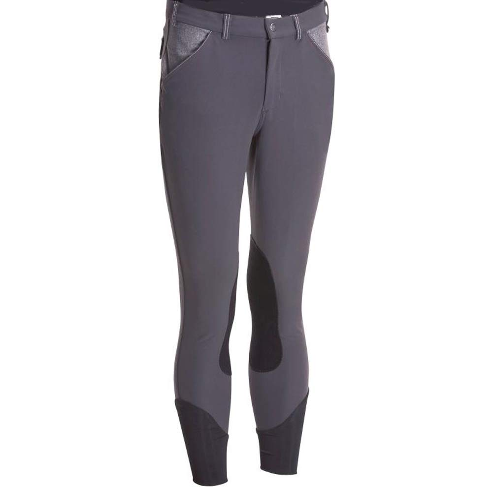Men Breeches,Winter Performance Breeches, Elastic, Comfortable, Soft Riding Leggings. PGSJX