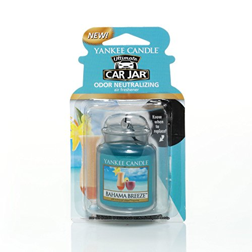 Yankee Candle Car Jar Ultimate, Bahama Breeze
