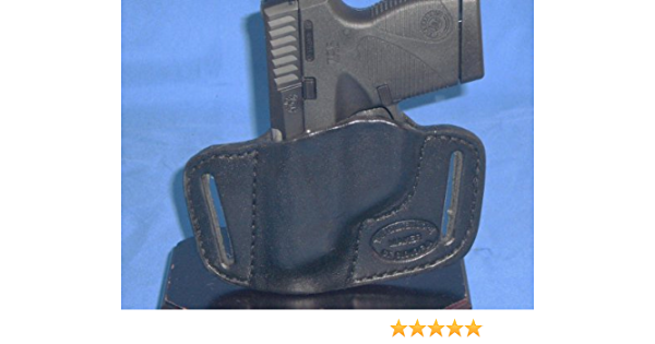 Kahr MR9 40 EagleSmall of Back SOB IWB Conceal Nylon Holster MADE IN USA