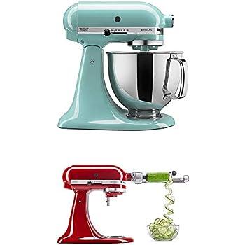 Amazon Com Kitchenaid Artisan Series 5 Qt Stand Mixer