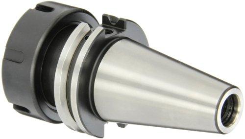 Dorian Tool ER40 CAT40 Shank Alloy Steel 8620 Collet Holder, 2.5
