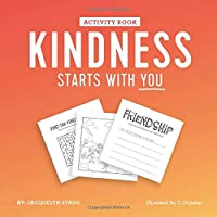 Kindness Starts With You - Activity Book