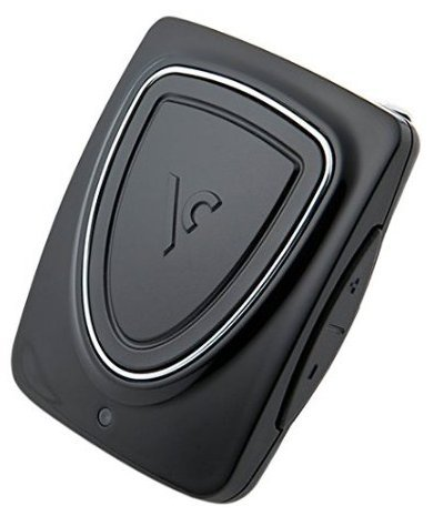 Voice Caddie VC200 Golf GPS/Range Finder, Black (with wall adapter)