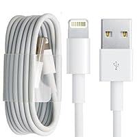 Câble Lightning Vers USB Pour Iphone X / Xs / Max / 8 / 8 Plus / 7 / 7 Plus / 6s / 6s Plus / 6 / 6 Plus / 5c / 5s / 5 / Se / iPad / iPad Pro / Air / Ipad Mini Rechargement Et Synchronisation Haute Qualité 1M