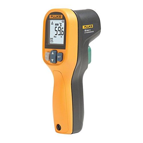Fluke FLUKE-59 MAX+ NA Fluke 59 MAX+ Compact Infrared Thermometer (10: 1) by Fluke