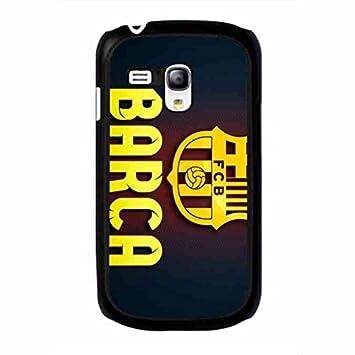 Barcelona club de fútbol Logo funda de Samsung Galaxy S3Mini ...
