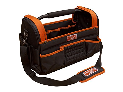 Top Side Tool (Bahco 3100TB Hard Side Open Top Tool Bag)