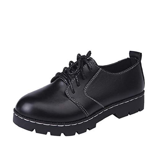 À Pour Bout Fermeture Cuir Bottes Chaussures D'exécution En Noire Femme Arrondi Cours Femmes Cheville Running Avec Glissière La Abcone 7ddCfwq