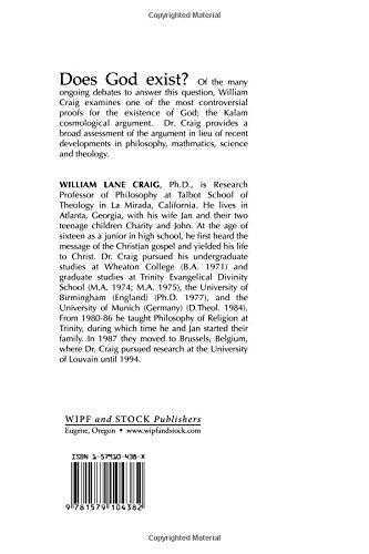 the kalam cosmological argument william l craig  the kalam cosmological argument william l craig 9781579104382 com books