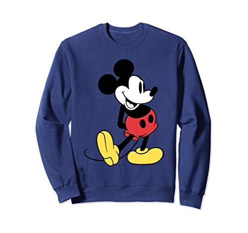 Disney Mickey Mouse Classic Pullover Sweatshirt -