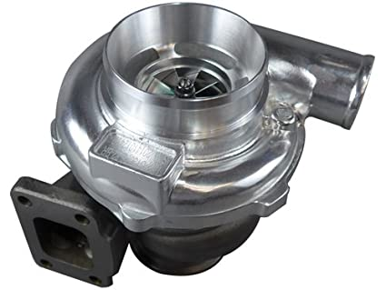 cxracing GT30 gt3076r rodamientos de bolas CNC rueda Turbo ...