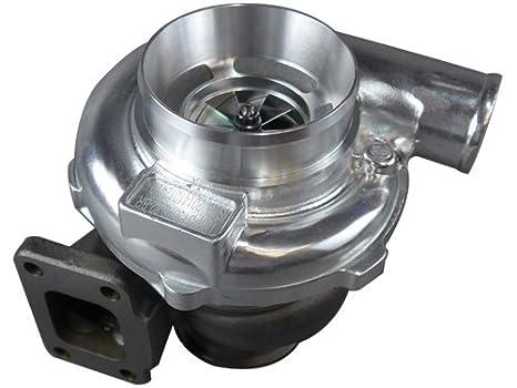 cxracing GT30 gt3076r rodamientos de bolas CNC rueda Turbo cargador T3 0,82 Ar: Amazon.es: Coche y moto