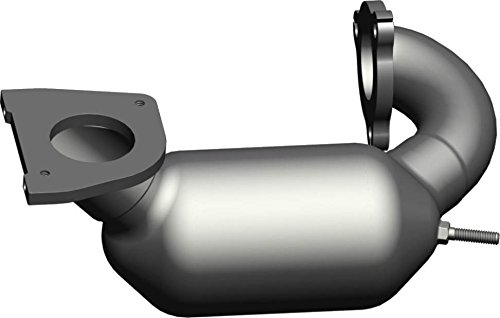 RE6042 EEC Exhaust Catalytic Converter with fitting kit: