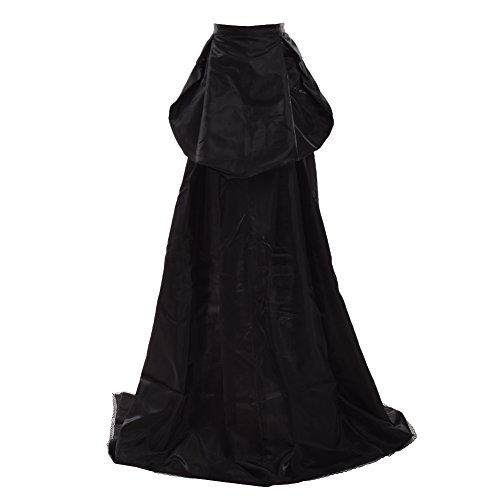 GRACEART Burlesque Trailing overskirt Bustle Train Rococo Gown]()