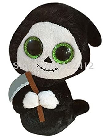 1c1444f294b New Original TY Beanie Boos Buddies Halloween Ghost 6   15cm Ty Plush  Animals Big