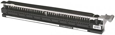 Rhin-O-Tuff 14-inch Comb Die for HD7700 or HD7700H Electric Punches 9//16 Pitch