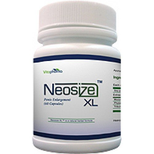 Neosize XL - Hard Erection Male Enhancement Penis Enlargement Pills