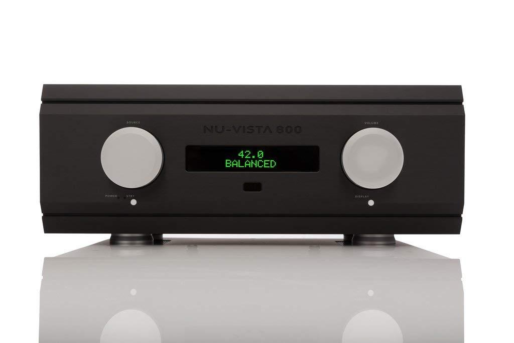 Amazon.com: Musical Fidelity Nu-Vista 800 Amplificador ...