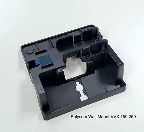 Polycom 2200-48823-001 Wall Mount Bracket for VVX 150 and 250 Phones