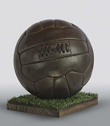 ALL SPORT VINTAGE Balón de fútbol – Chocolate, Green-tee: Amazon ...