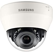 Samsung Security Products SND-L6083R 2 Megapixel Full HD Network IR Dome Camera
