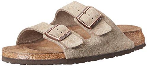 Birkenstock Sandals TAUPE 36 N EU, 5-5.5 N by Birkenstock