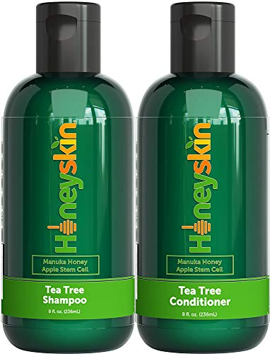 Honeyskin - Tea Tree Shampoo & Conditioner Set