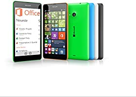 Microsoft Lumia 535 - Smartphone Libre (Pantalla 5