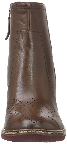 Tamaris Women's 25023 Ankle Boots, Brown, 3 UK Brown - Braun (Muscat 311)