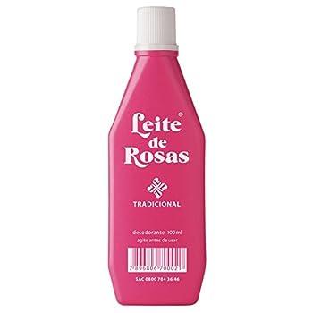 Desodorante Leite de Rosas 100ml ( PACK OF 02)