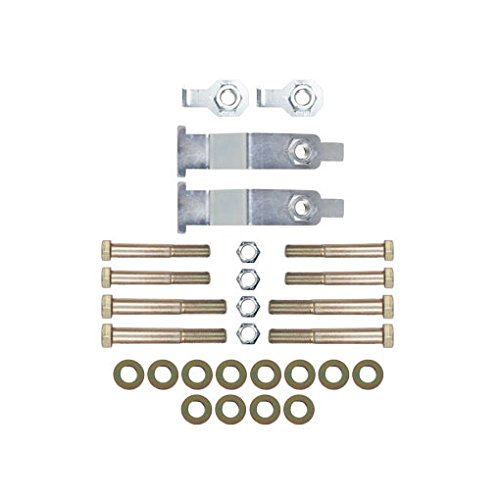 UPC 887753145123, Synergy Manufacturing 8050-01 Suspension Control Arm Bolt Kit Jeep JK F911 UCA Hardware Kit