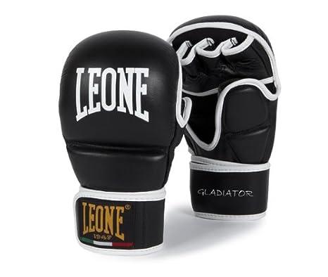 prezzo più economico sconto più votato vendita professionale Leone, Guanti MMA, GLADIATOR Neri (S): Amazon.it: Sport e ...
