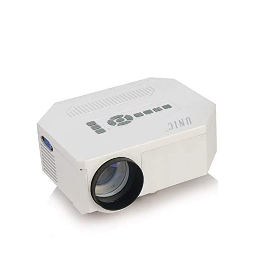 ZCCZ-AA UC30 HD casa Miniatura 1080p Mini Juguete proyector móvil ...