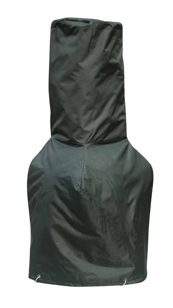 Gardeco Wintercoat Chimenea Cover - Green WINTERCOAT1