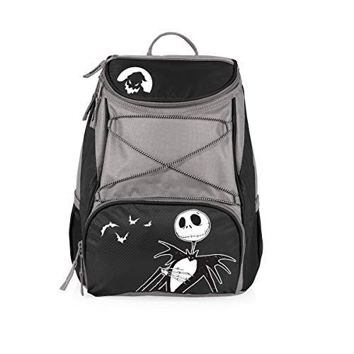 (Disney Classics Nightmare Before Christmas/Jack PTX Cooler Backpack, Black)