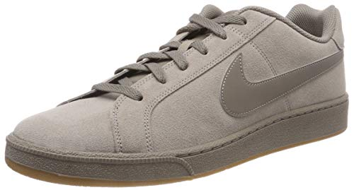 Court Fitness 202 NIKE Brown Grey Taupe Suede gum Royale Taupe Light Light Shoes Light Men 's ZrZwxq6XE