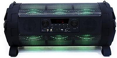 Soundstream Street Hopper 6 Speaker with Light Show 2-Channel Stereo System OB