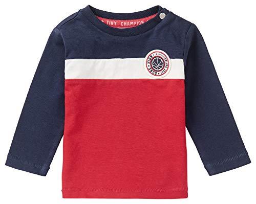 Noppies B T-Shirt LS Greyton baby-jongens t-shirt