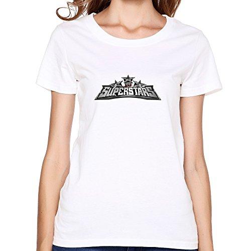 Women's Wwe Superstars FHY T-shirts