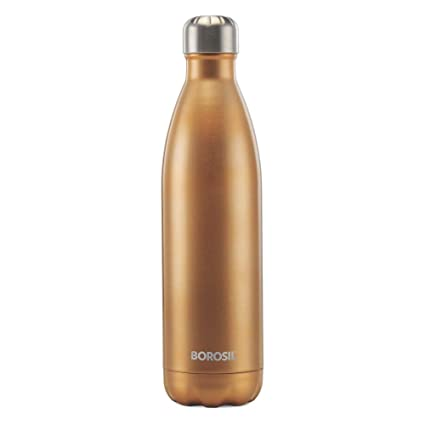 c550f79118 Buy Borosil Stainless Steel Hydra Bolt Rose Gold- Vacuum Insulated ...